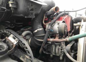 Truck Repair Shop Diesel Mechanic OEM Diagnostics Patricks Mobile London Ontario Cummins ISX